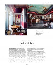 sydney design firm alexander &CO feature in nyarum magazine