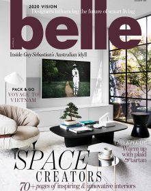 Belle magazine august september 2019