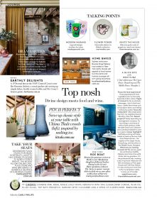 Tilly Mays Sydney by Alexander &CO architecture and interior design practice features in Belle magazine