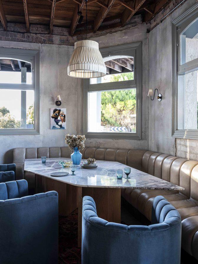 Alexander &CO_Woolwich Pier Hotel_Lounge