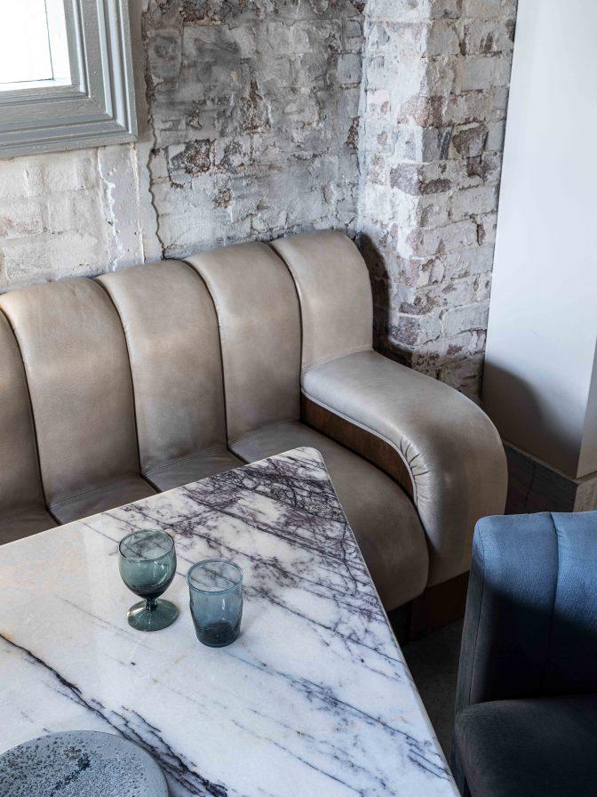 Alexander &CO_Woolwich Pier Hotel_Lounge Detail
